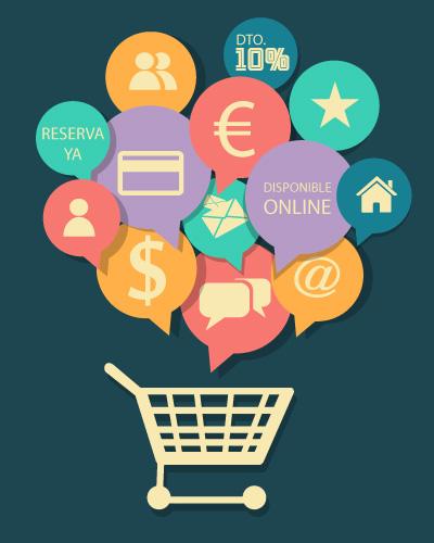 El crecimiento del e-commerce en España