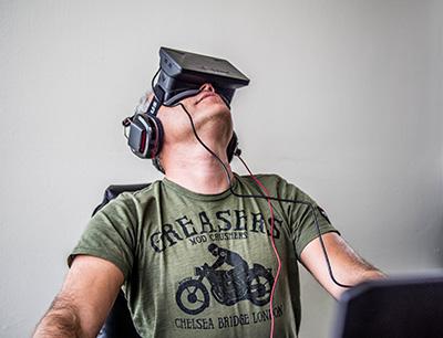 Realidad Virtual, Blog e-strategia