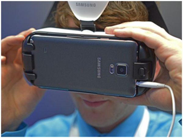 Gafas Gears VR de Samsung, blog e-strategia