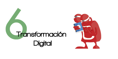 5 lecturas para una transformación digital, blog e-strategia