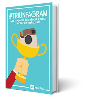 Triunfagram libro de Vilma Nuñez, blog estrategia