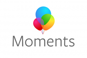 Moments app, mutante digital