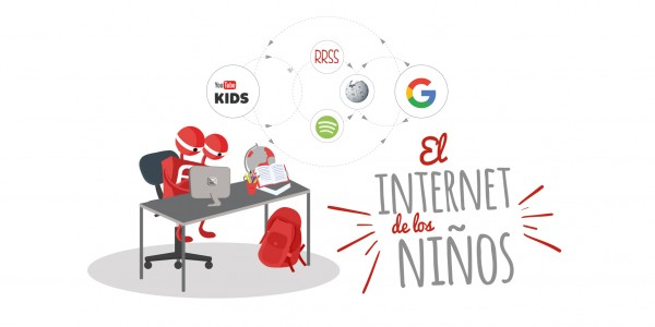 Internet y niños, blog e-strategia