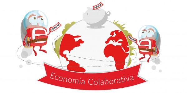 Economía colaborativa, post mutante digital