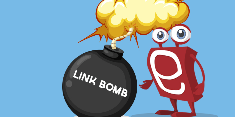 El Link Bomb acaba con tu estrategia de marketing | Mutante Digital
