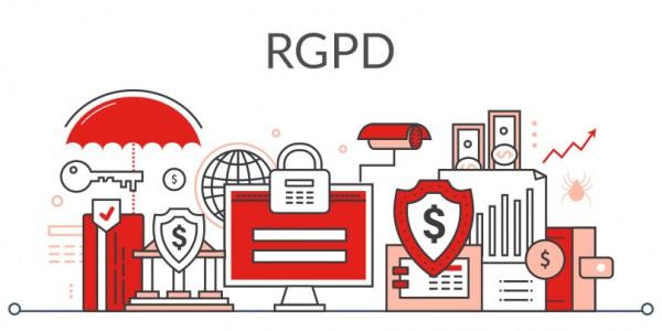 Llega RGPD, la nueva ley de protección de datos, mutante digital