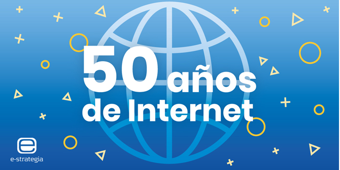 Internet celebra 50 años